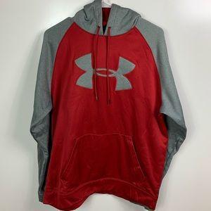 Under Armour hoodie sweatshirt men's size large